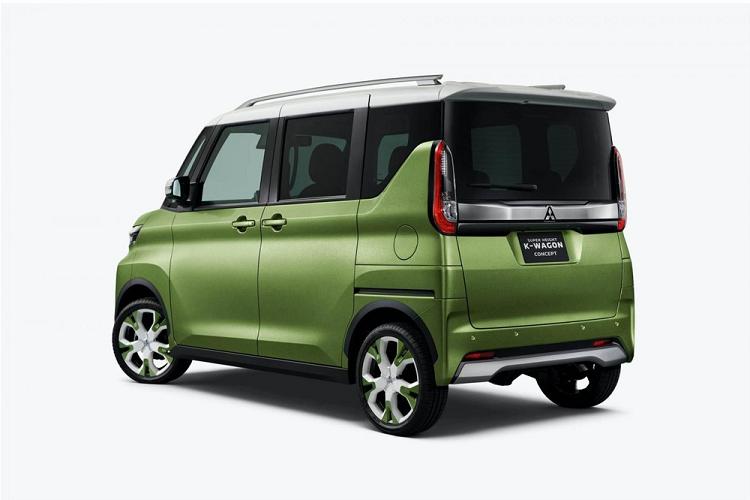 """Ngam xe Mitsubishi Super Height K-Wagon - Xe """"cao nhu cai sao""""-Hinh-3"""
