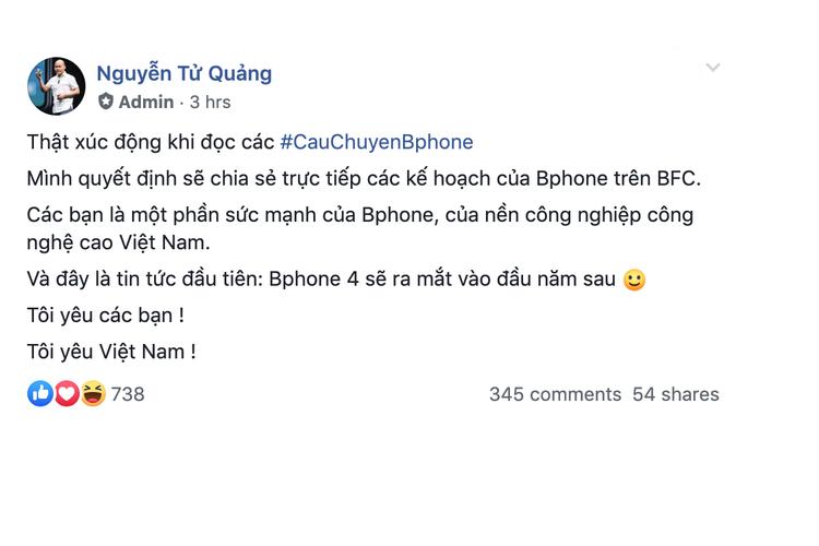 CEO BKAV Nguyen Tu Quang xac nhan Bphone 4 se ra mat dau nam sau-Hinh-2