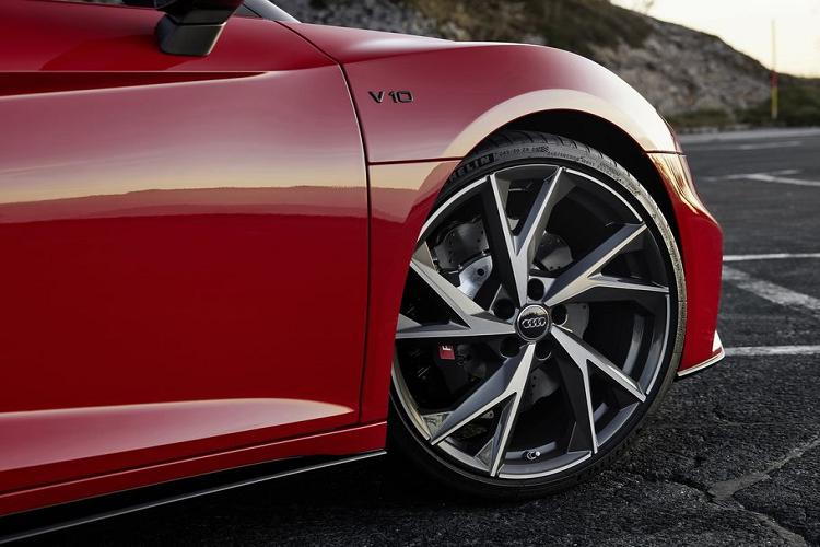 Sieu xe Audi R8 2020 dan dong cau sau tu 3,8 ty dong-Hinh-6