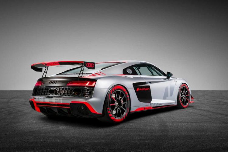 Ngam phien ban dua LMS GT4 cho sieu xe Audi R8 V10-Hinh-10