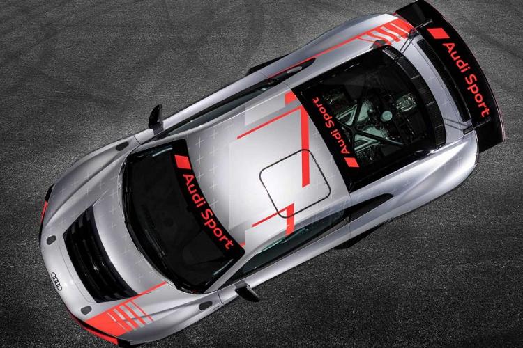Ngam phien ban dua LMS GT4 cho sieu xe Audi R8 V10-Hinh-3