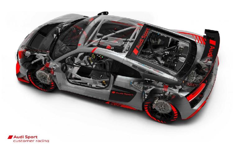 Ngam phien ban dua LMS GT4 cho sieu xe Audi R8 V10-Hinh-9