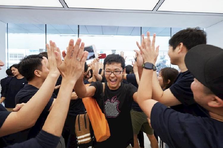 Nhung 'manh loi' ban hang bac thay cua Apple
