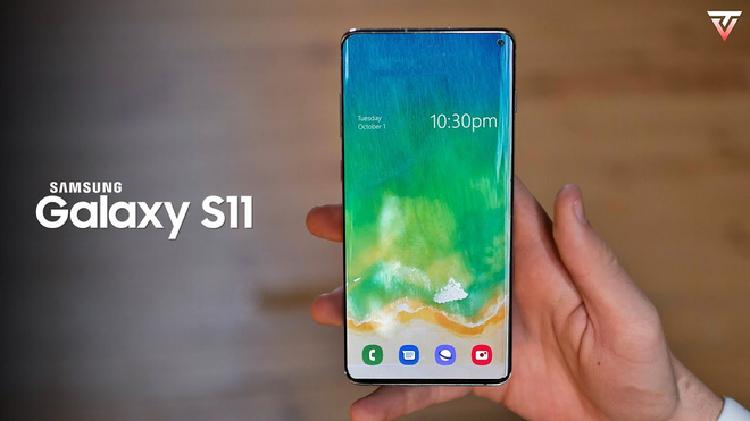 Samsung Galaxy S11 se quay video 8K voi camera 108MP