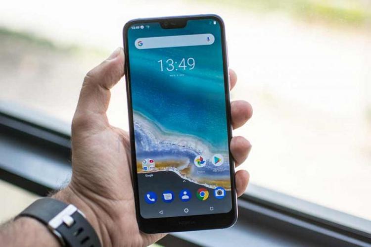 Ra mat ban cap nhat Android moi nhat cho Nokia 7.1