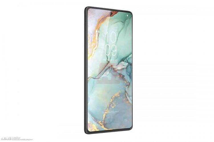 Xuat hien hinh anh render sac net cua Samsung Galaxy S10 Lite