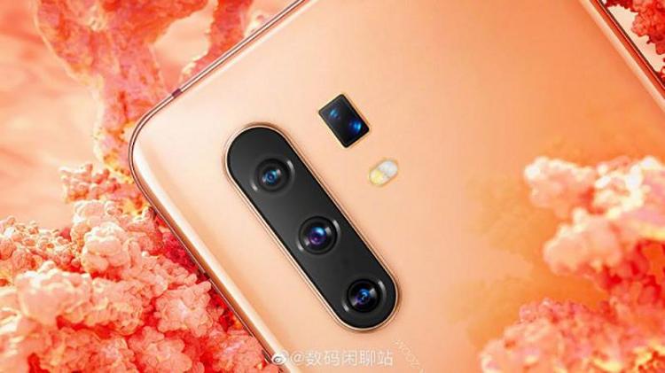 Lo dien thong so camera Vivo X30 Pro 5G truoc ngay ra mat