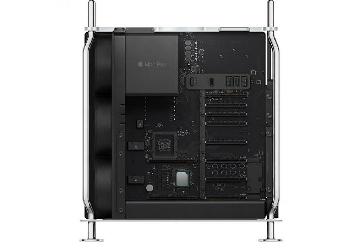 Mac Pro se co tuy chon nang cap SSD 8TB va Radeon Pro W5700X