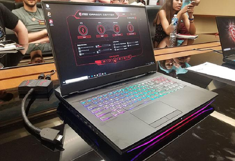 Diem mat nhung laptop gaming manh me nhat 2019