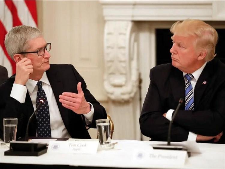 Apple se khong bi ap thue cao doi voi iPhone, iPad va MacBook-Hinh-2