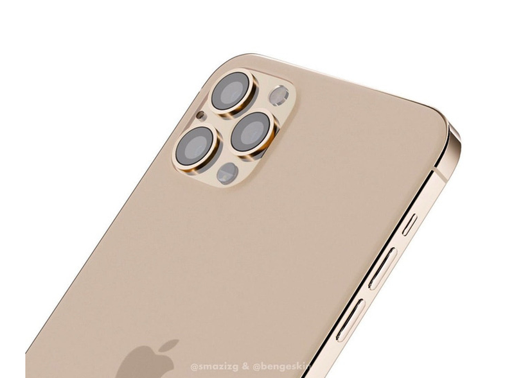 Loat iPhone 2020 moi se co ten goi cuc ky rac roi
