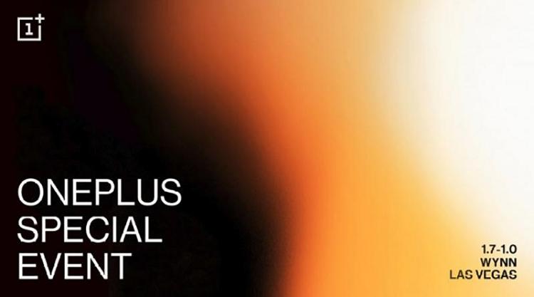 OnePlus gui thu moi cho su kien dac biet tai CES 2020