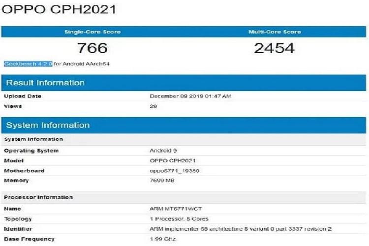 OPPO sap ra mat smartphone gia re bo nho RAM len toi 8GB-Hinh-2