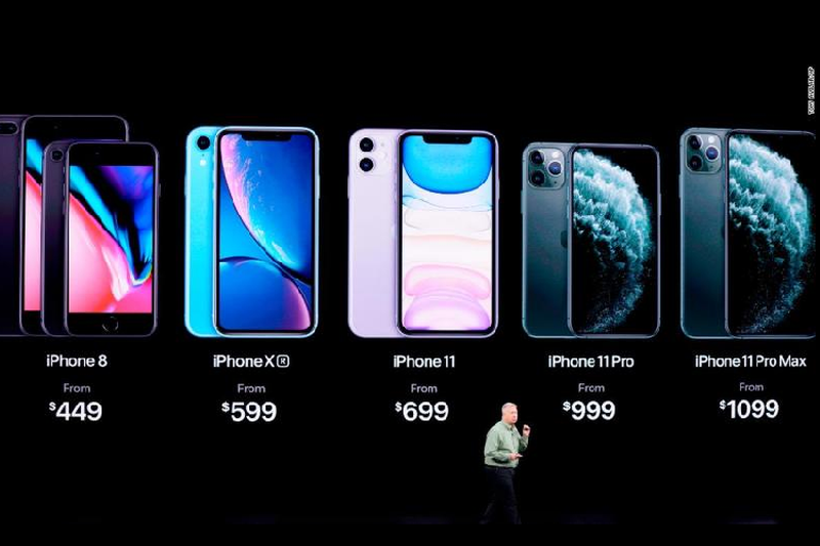 iPhone 12 se co nhung phien ban nao vao nam 2020