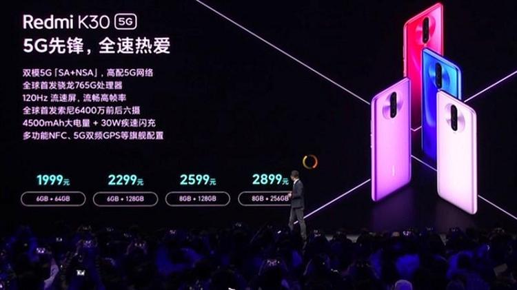 Redmi K30 5G se co phien ban RAM 12 GB + ROM 512 GB-Hinh-2