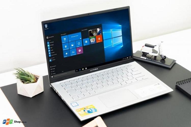 Asus Vivobook A412DA: Laptop cuc ki noi bat gia 15 trieu dong