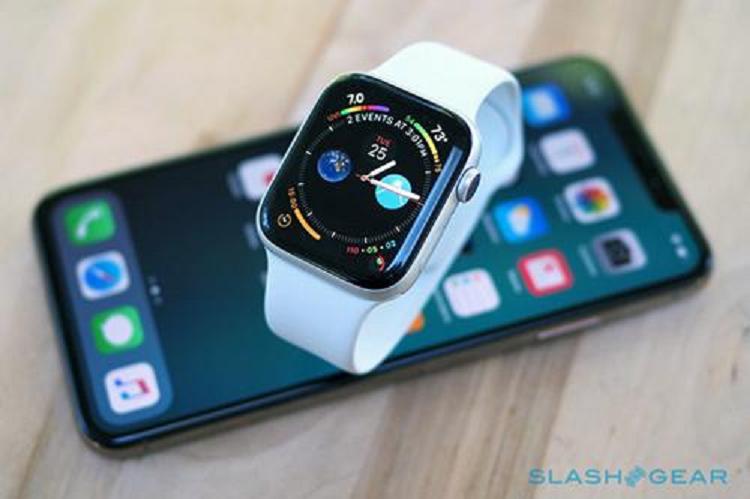 Apple Watch xach tay tu My duoc it nguoi dung chon mua
