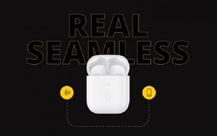 Realme ra mat tai nghe nhai AirPods, gia 1.3 trieu dong-Hinh-2