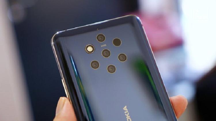 Nokia 9 Pureview tan 5 camera sau, nhung thieu chup dem