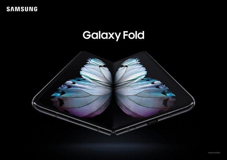 Galaxy Fold la chiec smartphone tot nhat nam 2019