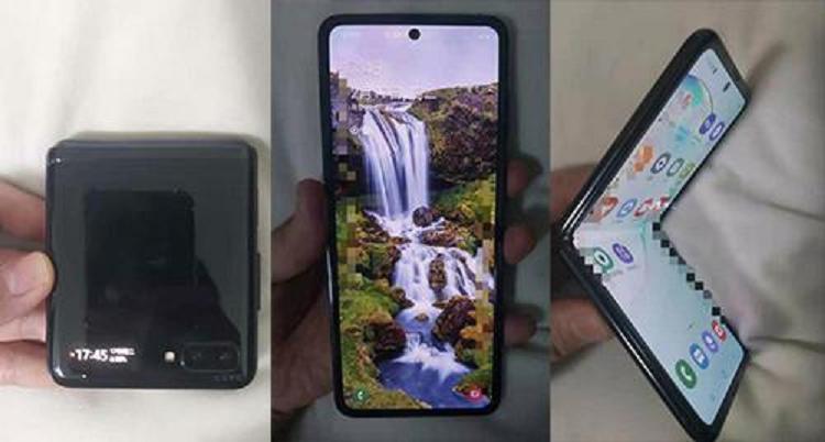 Samsung trang bi kinh sieu mong va co the gap cho Galaxy Fold 2