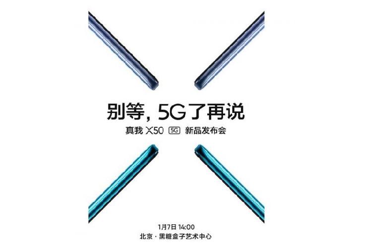 Lo dien thiet ke mat phia truoc cua Realme X50-Hinh-2