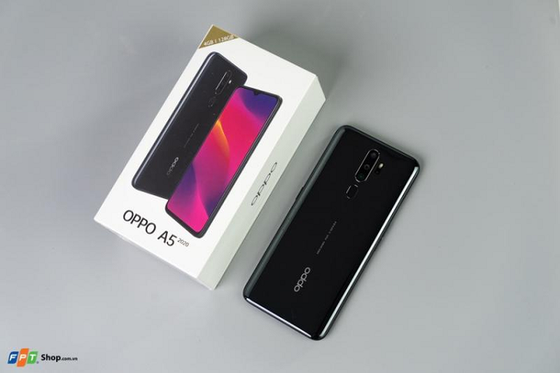 OPPO A5 2020 duoc bo sung them phien ban 6GB RAM