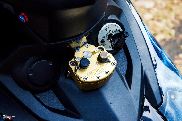 Yamaha Exciter do