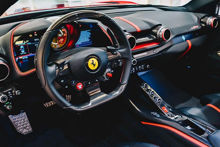 """""""Xe nha giau"""" Ferrari 812 GTS den Hong Kong, tu 17 ty dong-Hinh-5"""