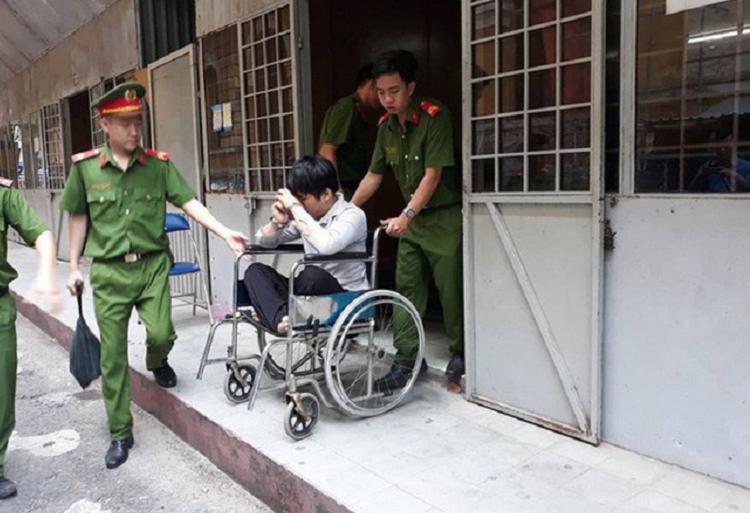 TP HCM: Ten trom len lut tra tai san 'khung' cho nan nhan