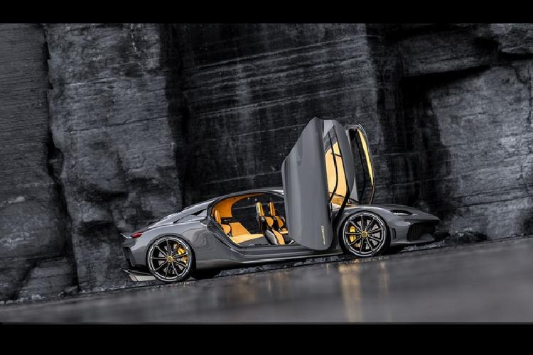 Sieu xe Koenigsegg 4 cho dau tien san xuat chi 300 chiec-Hinh-2