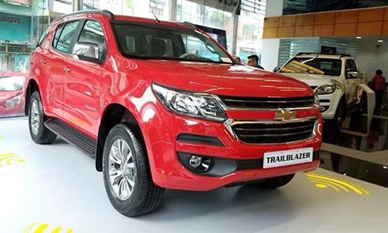 Ly do Chevrolet Trailblazer LTZ giam gan 400 trieu tai Viet Nam-Hinh-4