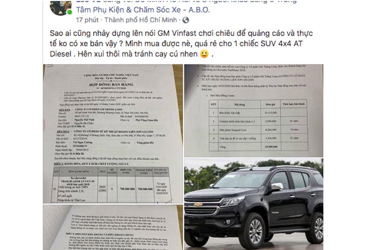 Nguoi mua Chevrolet Trailblazer gia re tai Viet Nam len tieng-Hinh-2