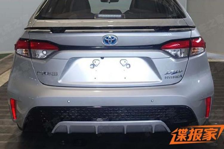 Toyota Corolla (Levin) 2021 moi