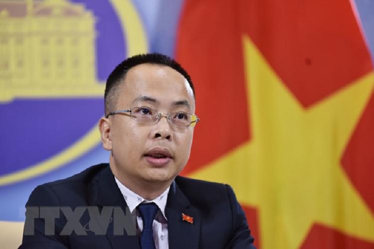 Viet Nam phan doi hanh vi trong rau cua Trung Quoc o Hoang Sa