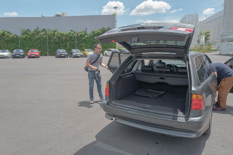 Can canh BMW 520d Touring hang hiem, doc nhat tai Viet Nam-Hinh-8