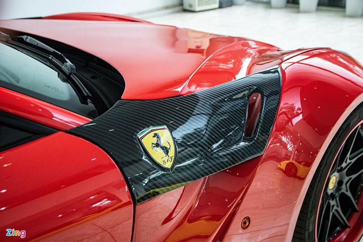 Sieu xe Ferrari F12 Berlinetta do 1 ty dong doc nhat Viet Nam-Hinh-4