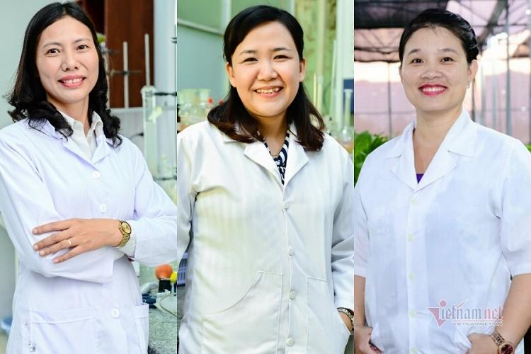 Ba nguoi Viet lot top 100 nha khoa hoc Chau A nam 2020