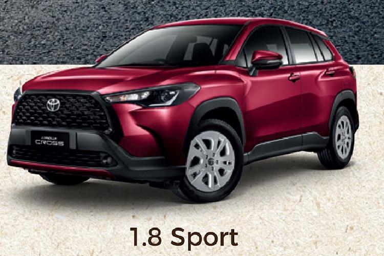 Toyota Corolla Cross ban 1.8 Sport sap ve Viet Nam co gi?-Hinh-3