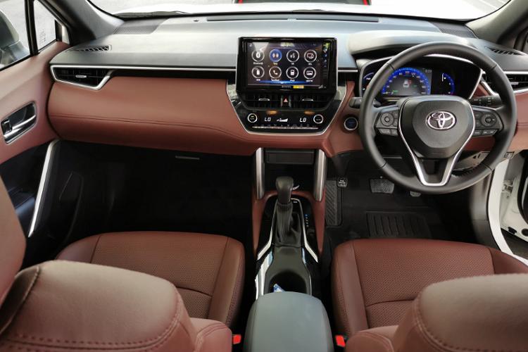 Toyota Corolla Cross ban 1.8 Sport sap ve Viet Nam co gi?-Hinh-5