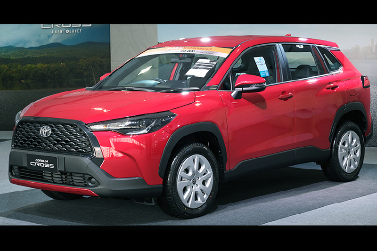 Toyota Corolla Cross 1.8 may xang trang bi co ngheo nan?