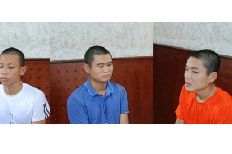 Bat giam 3 doi tuong dua nguoi Trung Quoc nhap canh trai phep