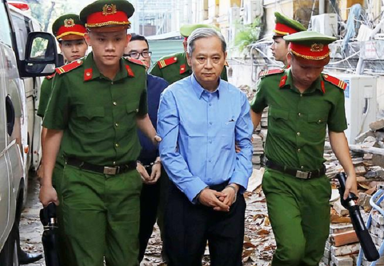 Khai tru Dang cuu Pho Chu tich TP.HCM Nguyen Huu Tin