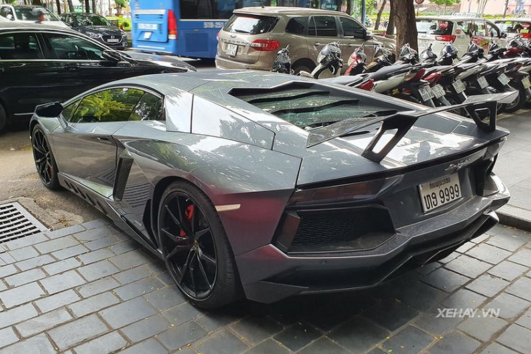 "Lamborghini Aventador ""khoac"" Novitec Torado sieu ham ho o Sai Gon-Hinh-3"