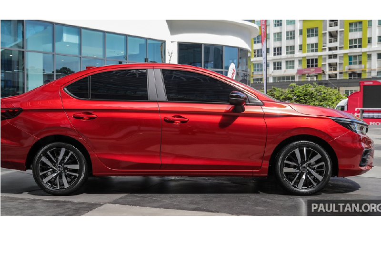 Honda City hybrid 2020 kem goi Sensing ra mat tai Malaysia-Hinh-3