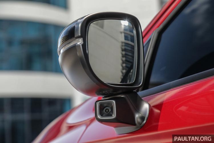 Honda City hybrid 2020 kem goi Sensing ra mat tai Malaysia-Hinh-6