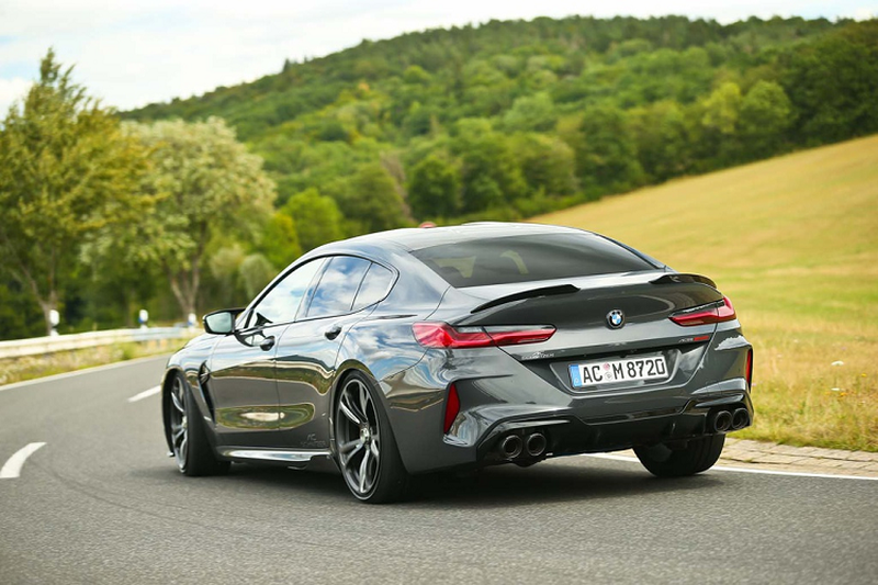 Ngam xe do BMW M8 Competition manh toi 710 ma luc-Hinh-6