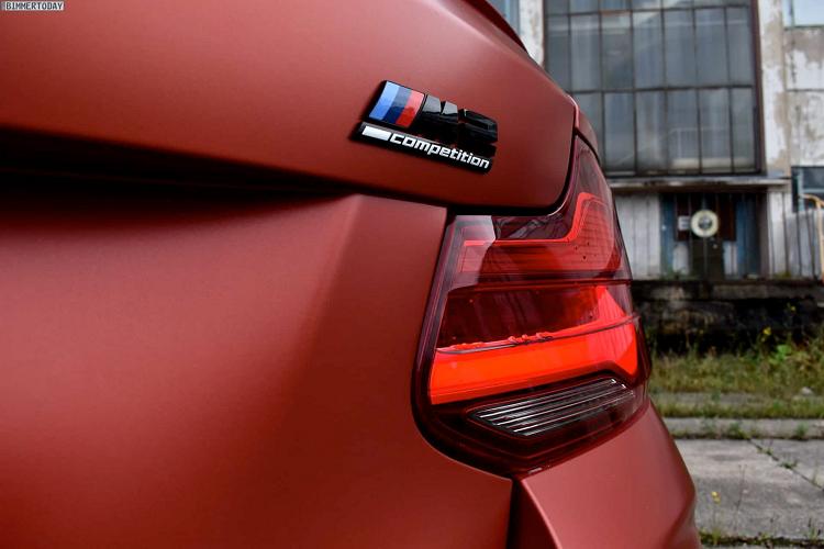 Chi co hai chiec BMW M2 so huu mau son hiem nay-Hinh-3