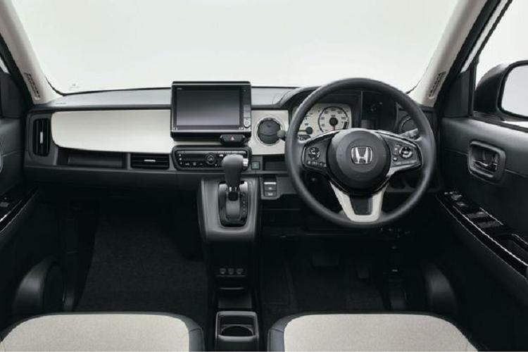 Honda N-One 2021 moi, xe kei day ca tinh trinh lang-Hinh-4