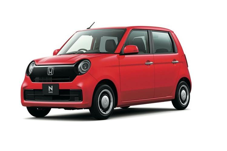 Honda N-One 2021 moi, xe kei day ca tinh trinh lang